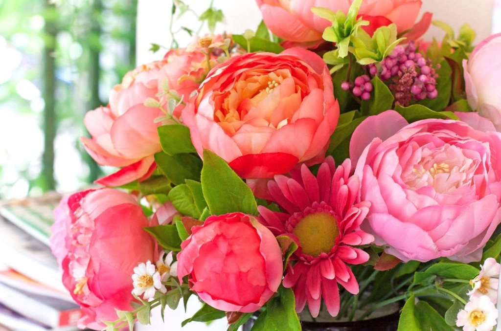 Beautiful flowers for any occasion