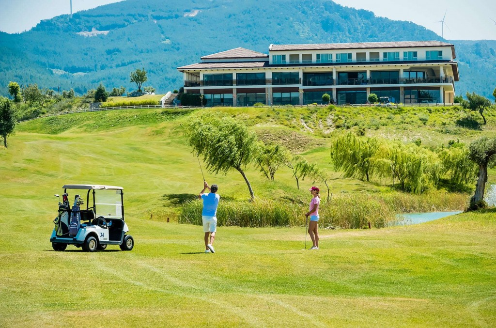 Stunning views from the Kusadasi Golf & Spa golf course