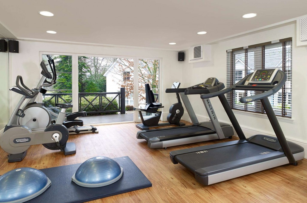 The superb gym facilities at CLC Duchally Country Estate