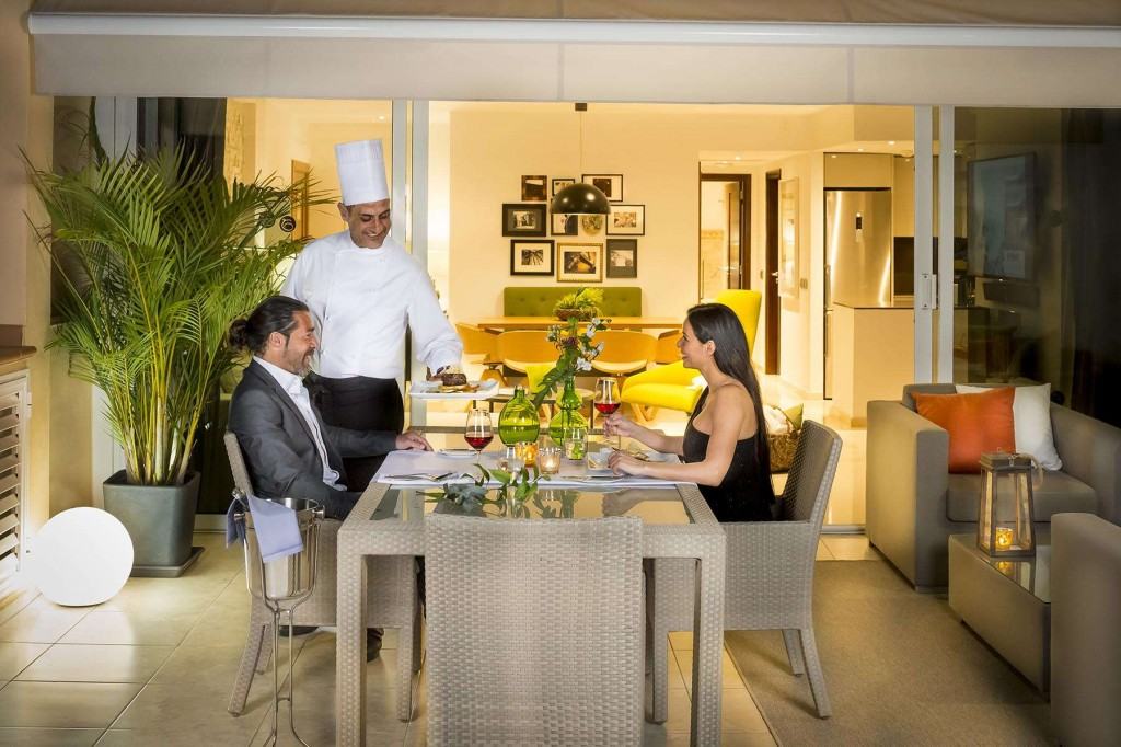 Personal chef and fine dining at Monterey Royale Signature